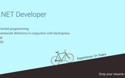 C# .NET Προγραμματιστής