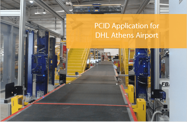 PCID Application for DHL Athens Airport