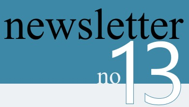 iBS Newsletter Issue 13