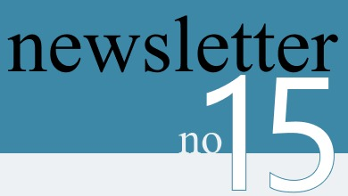 iBS Newsletter Issue 15