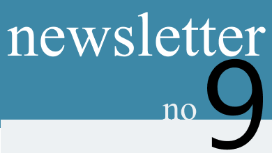 iBS Newsletter Issue 9